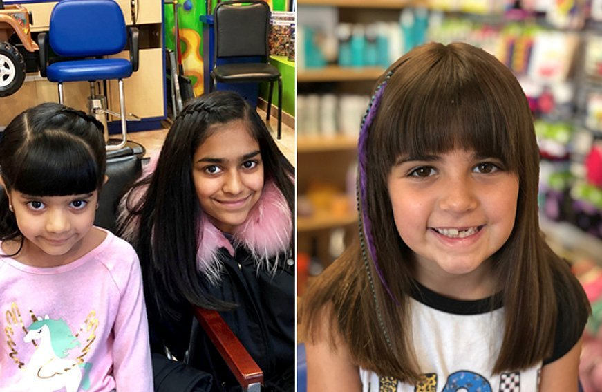 The Hottest Kids Hair Trends For Going Back To School In Style Kidsnips