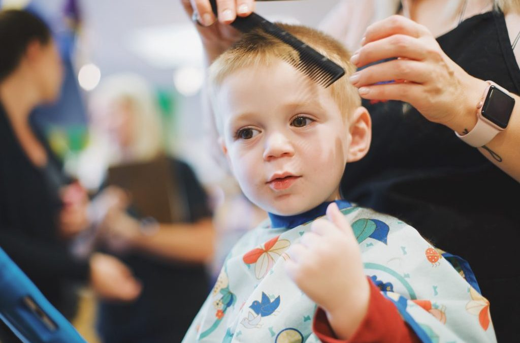 5 Ways to Make Toddler Haircuts Memorable…In a Good Way.