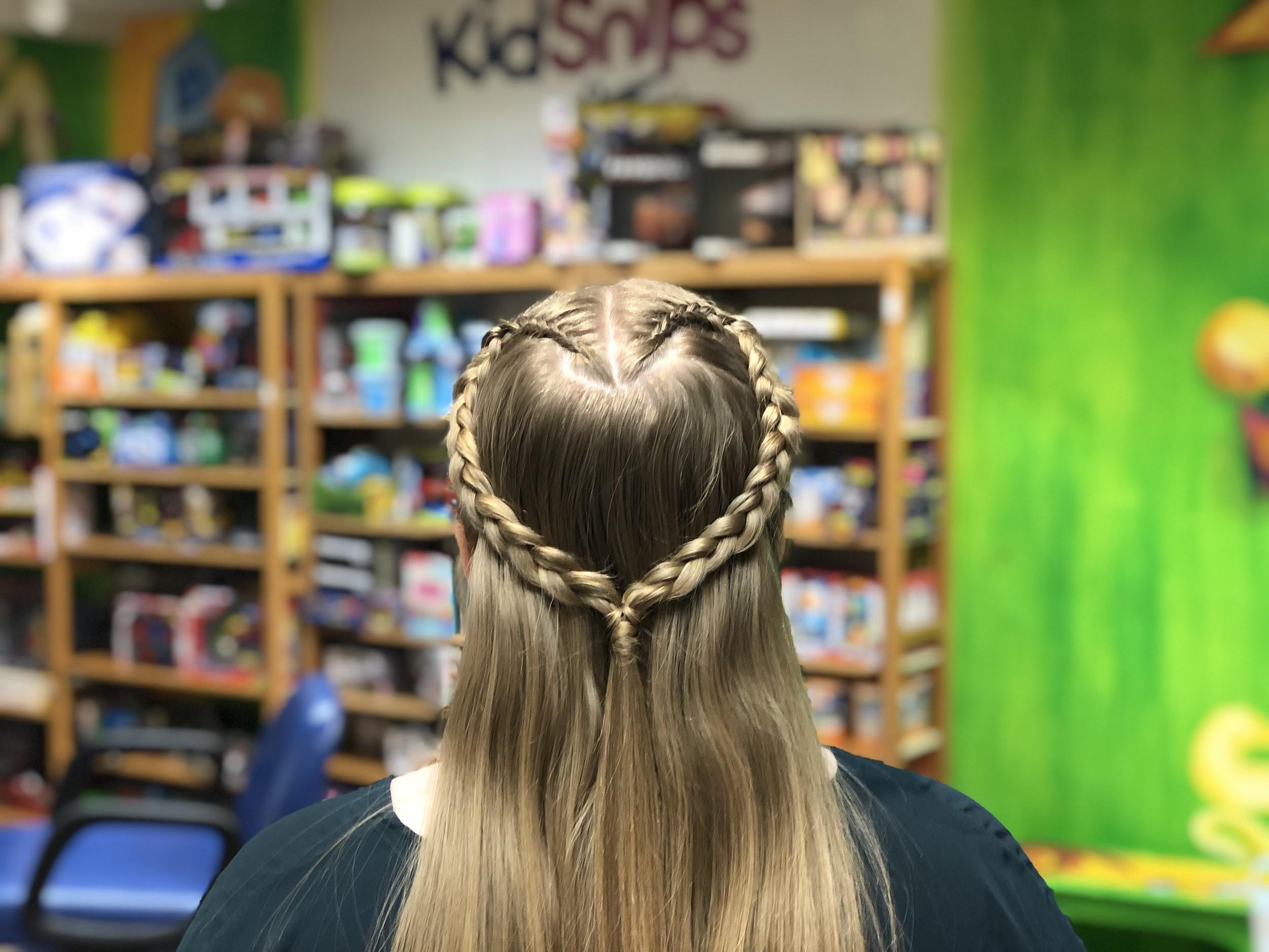 heart braid photo from Jill Jensen